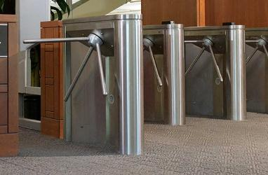 access-control-turnstile