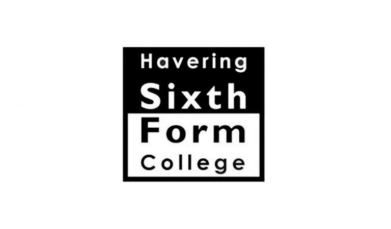 havering sixth form logo