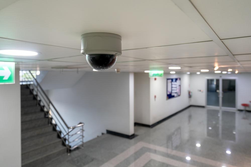 ceiling camera