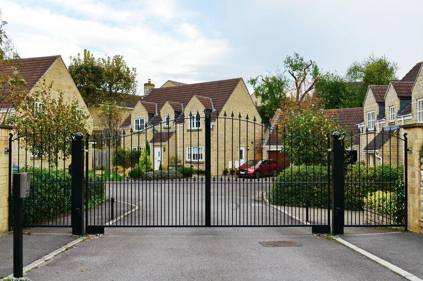 security gates essex