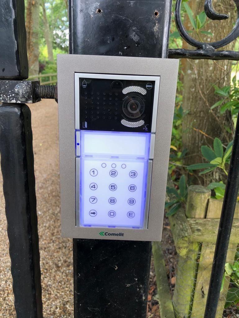 code lock amos