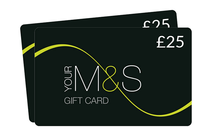gift card m&s